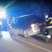 un biciclist omorat de o masina condusa de un politist la alunis
