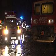 accident feroviar in prahova femeie lovita de tren