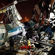 accident feroviar in turcia un tren a deraiat langa ankara patru morti si 43 de raniti