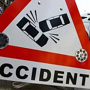 accident grav pe dn1 a la corlatesti