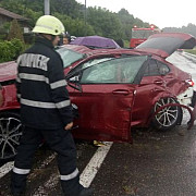 accident pe dn1 la nitoresti