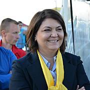 adina valean propusa pentru vicepresedintia parlamentului european