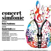 concert pentru pian pe scena salii ion baciu