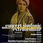 concert simfonic dedicat zilei nationale a romaniei