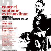 concert simfonic dedicat zilei unirii principatelor romane
