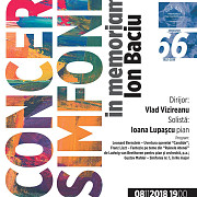 concert simfonic in memoriam ion baciu
