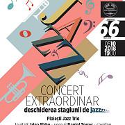 deschiderea stagiunii de jazz 2018-2019 - irina sarbu si daniel torres invitatii ploiesti jazz trio