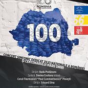concert simfonic dedicat zilei nationale si centenarului marii uniri