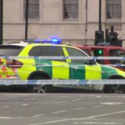 alerta la londra sofer arestat dupa ce a intrat in pietoni in fata parlamentului