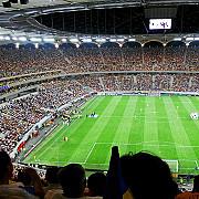 nationala bate recordul mondial la meciul cu norvegia peste 26000 de copii vor fi prezenti pe arena nationala