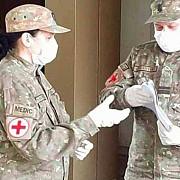 ministerul apararii trimite la dsp-uri 600 de militari care vor indeplini sarcini de operatori call-center vor face anchete epidemiologice si vor completa bazele de date