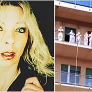 omagiu emotionant pentru doina asistenta romanca ucisa de coronavirus in italia colegii au aplaudat-o de la balcoanele spitalului
