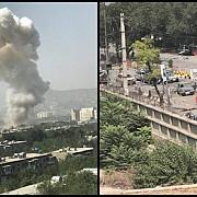 un militar roman a murit in urma noii explozii de la kabul sunt 5 morti si 35 de raniti