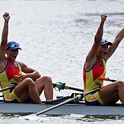 aur pentru romania ancuta bodnar si simona radis au cucerit titlul olimpic la dublu vasle