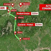important guvernul s-a razgandit in cazul autostrazii comarnic - brasov