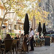 primele efecte pozitive ale restrictiilor din spania restaurantele din barcelona redeschise dupa cinci saptamani