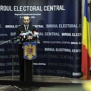 bec trimite curtii constitutionale centralizarea rezultatului votului din primul tur curtea decide vineri daca valideaza rezultatele