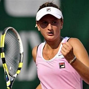 irina-camelia begu s-a calificat in turul doi la washington