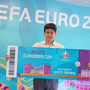 cum poti cumpara bilete pentru euro 2020 4 meciuri se vor juca pe arena nationala