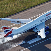 british airways suspenda toate zborurile directe intre marea britanie si china