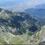 operatiune de salvare in bucegi sase turisti au ramas blocati in munti