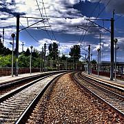 trafic feroviar intrerupt pe linia 202 petrosani - simeria in dreptul statiei merisor din cauza unui arbore doborat de vant