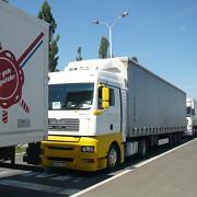 sirieni ascunsi intr-un camion romanesc