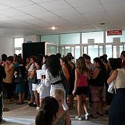 romania cozilor aglomeratie la serviciul de pasapoarte ploiesti