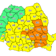 romania sub influenta unui ciclon de la marea neagra in bulgaria a provocat inundatii severe