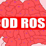 un nou cod rosu in prahova ce localitati sunt vizate
