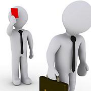 angajatii pot fi concediati printr-un simplu e-mail