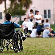 doar 7 dintre unitatile de invatamant ofera acces neingradit copiilor cu handicap