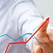 economia a crescut cu 19 in al treilea trimestru fata de trimestrul ii si cu 28 pe primele 9 luni