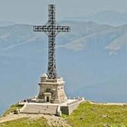 crucea de pe caraiman constructia intrata in cartea recordurilor