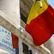 curtea constitutionala judeca miercuri 51 de dosare privind alegerile locale