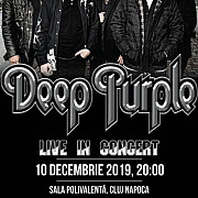 deep purple anunta un nou concert in romania