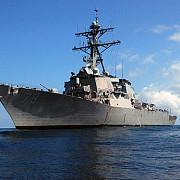 distrugatorul uss cole soseste in marea neagra intr-o misiune de promovare a pacii si stabilitatii
