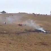 doua elicoptere s-au prabusit in argentina zece persoane printre care si sportivi francezi au murit
