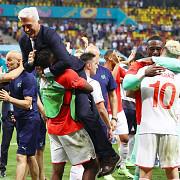 franta eliminata de la euro 2020 dupa un meci-spectacol cu elvetia la bucuresti mbappe a ratat decisiv la loviturile de departajare