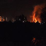 explozie urmata de incendiu la o rafinarie de petrol din bosnia