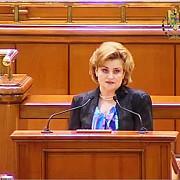 noul guvern votat de conducerea psd ploiesteanca gratiela gavrilescu-ministrul mediului