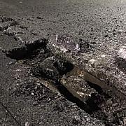 mai multi soferi si-au distrus masinile dupa ce au circulat pe prima autostrada din moldova