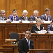 cabinetul grindeanu a primit votul de investitura al parlamentului