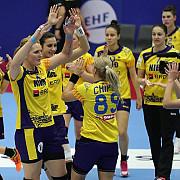romania s-a calificat in semifinalele campionatului european de handbal feminin