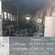 garda de mediu prahova a amendat cu 65000 de lei fabrica de produse pe baza de petrol din inotesti care a ars in urma cu doua saptamani