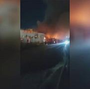irak bilantul incendiului de la spitalul covid-19 a ajuns la 52 de morti si 22 de raniti