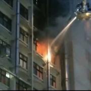 noua persoane au murit intr-un incendiu izbucnit intr-un spital din taiwan