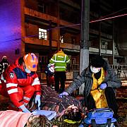 un medic si trei pacienti au murit in urma unui incendiu la un spital covid din sudul ucrainei