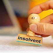onrc peste 4700 de societati au intrat in insolventa in primele 5 luni in scadere cu 5686