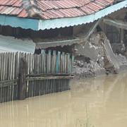 cod portocaliu de inundatii pe mai multe rauri